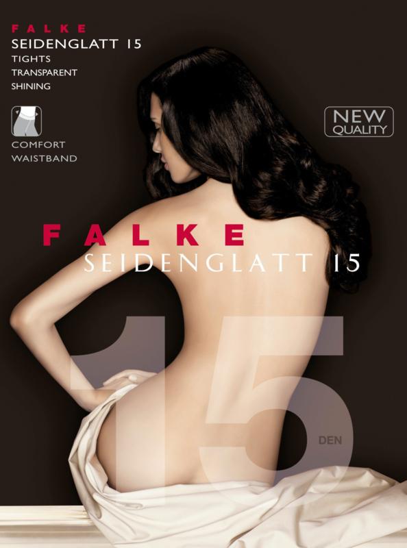 Seidenglatt 15 - Falke panty's