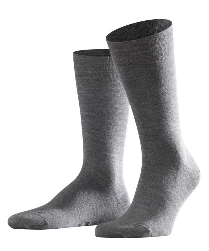 Berlin - d.grey - Falke kousen zonder elastiek, speciaal voor de bloedsomloop, maat 43-46