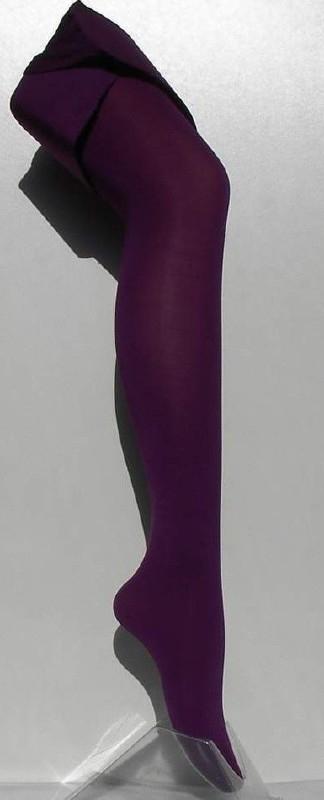 Opaque 50 - purple - panty's Le Bourget