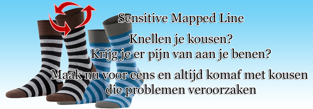 Sensitive Mapped Line