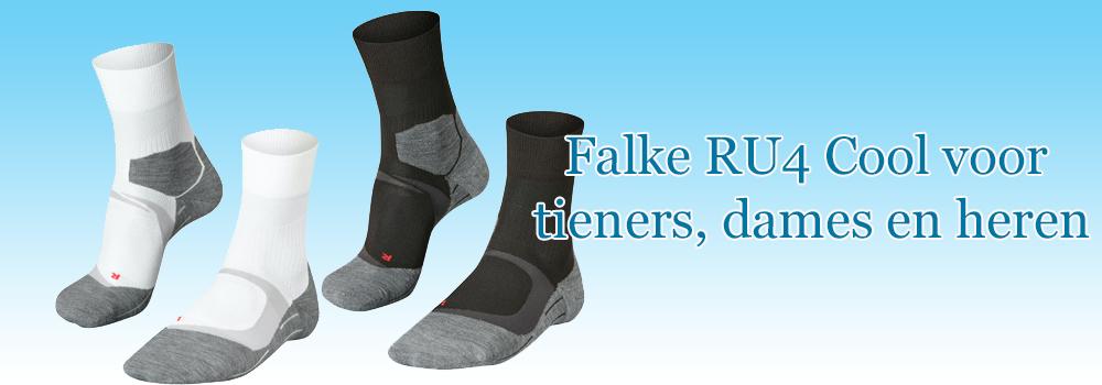 Falke RU4 tieners, dames en heren