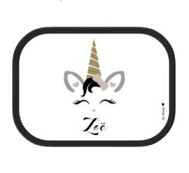 Mepal Broodtrommel met naam | Eenhoorn