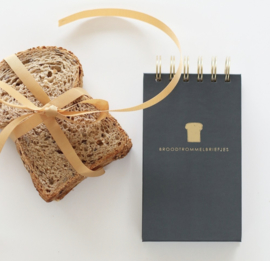 Broodtrommelbriefjes | House of Products
