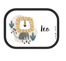 Mepal broodtrommel met naam | Leeuw