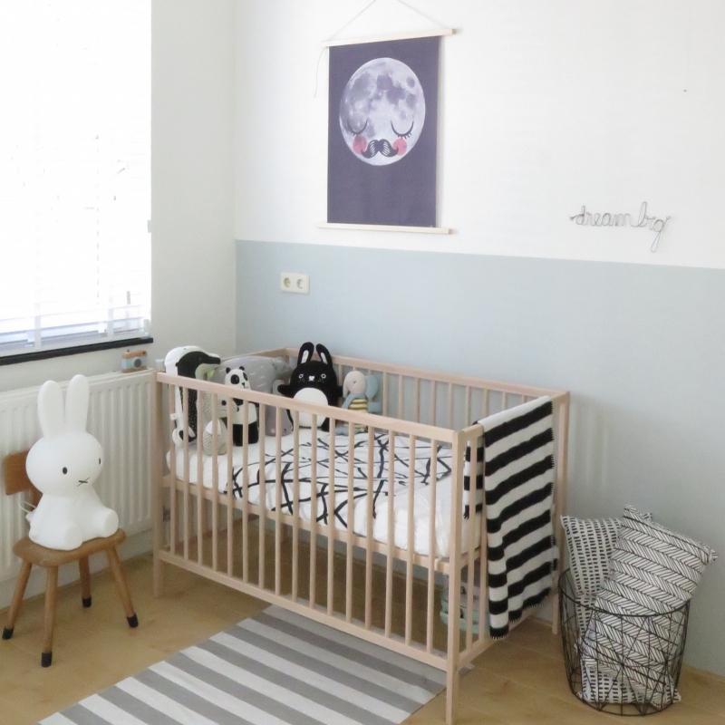 Unisex babykamer: geslacht baby onbekend