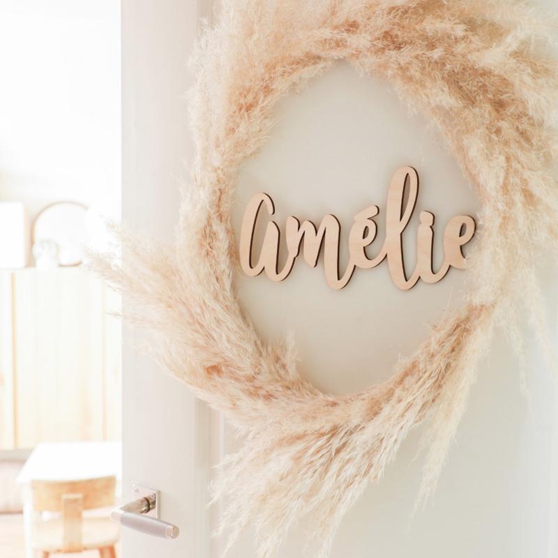 Binnenkijken in de kinderkamer van Amélie