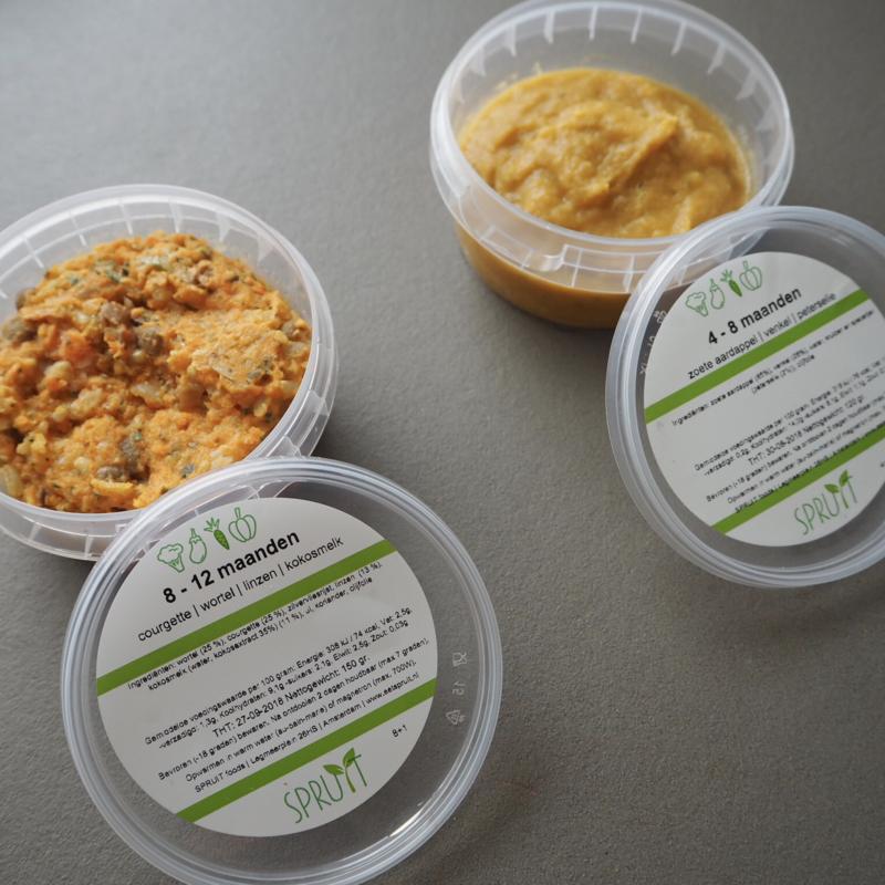 Nieuwe smaken en texturen ontdekken met SPRUIT
