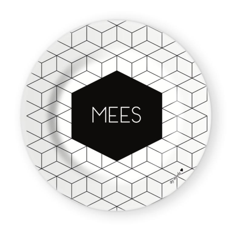 Bordje met naam - Grid