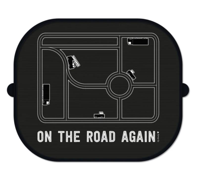 Zonnescherm auto | zonbescherming onderweg | Roadmap