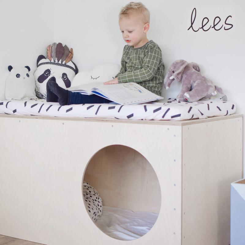 DIY: speelhuisje