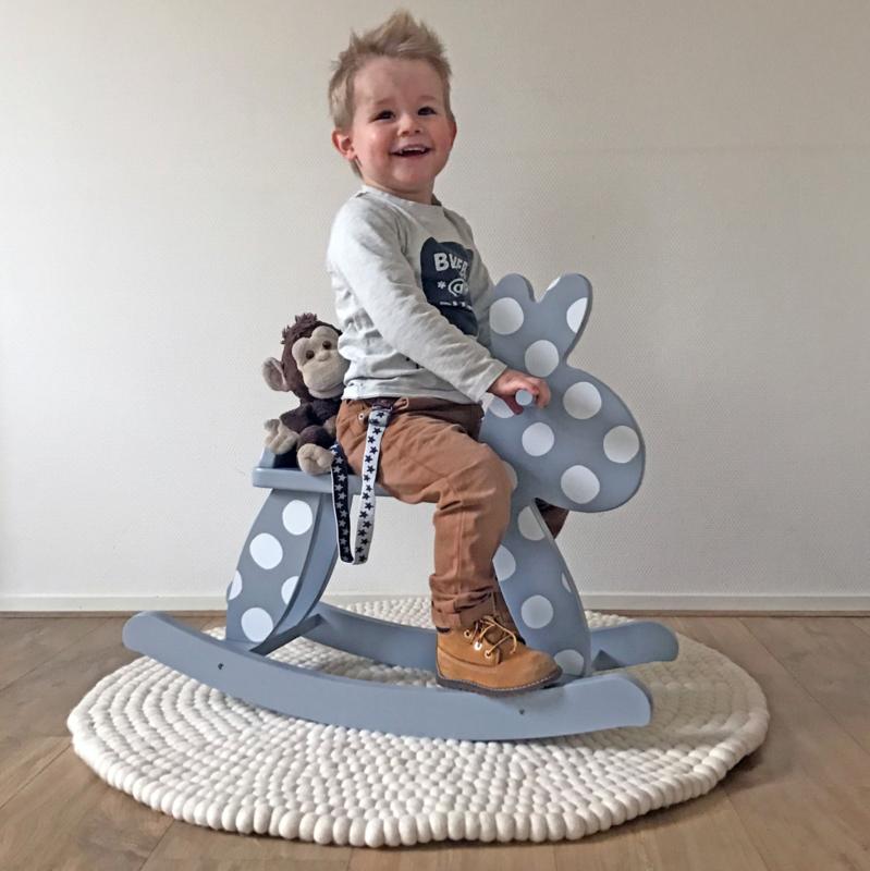 Een bolletjeskleed van Suhki: de finishing touch van de kinderkamer