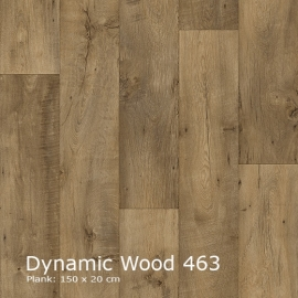 Dynamic Wood € 22,50 / m² (400 cm breed)