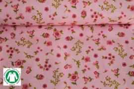 GOTS Roosje Pink