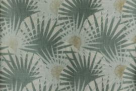 Palmblad geplastificeerd
