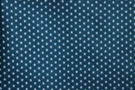 Mini Mini Ster Blauw Geplastificeerd