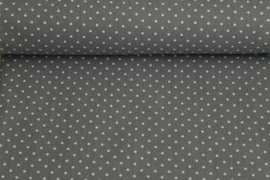 Petit Dot Dark Grey