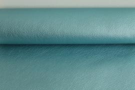 Metallic Kunstleer Blue