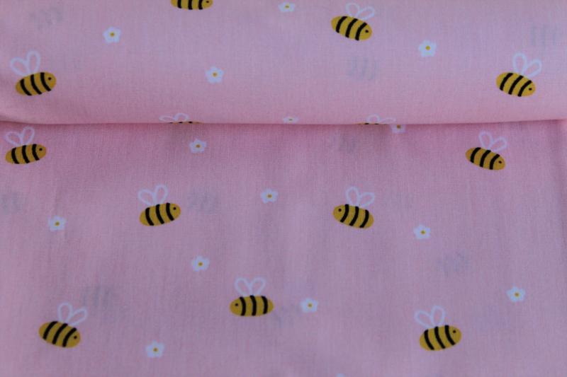 Happy Bee Light Pink