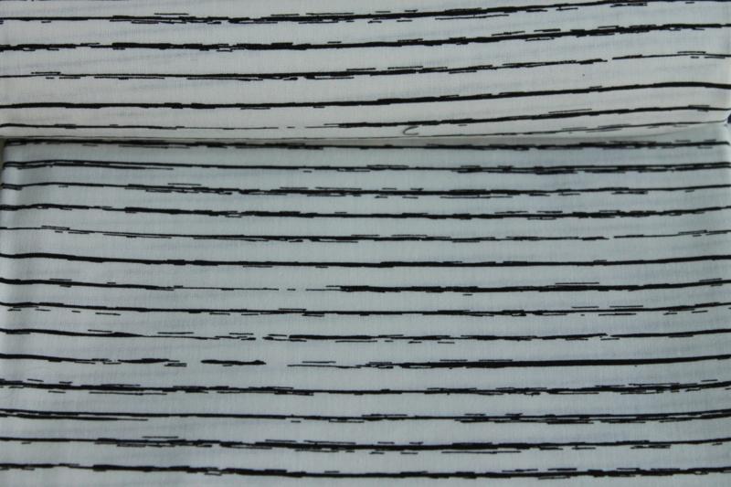 Striped White