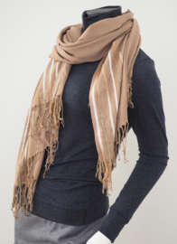"""Capra VI"" pashmina scarf"
