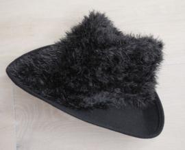 """""""Ajamu II"""" wool felt fedora hat"""