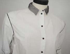 """Nilda"" long shirt"