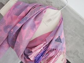 """""""Anthea III"""" printed pashmina scarf"""