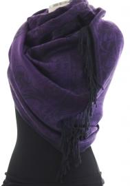 """Ladakh III"" pashmina scarf"