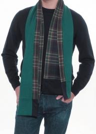 """CLEON"" unisex wool & cashmere scarf"