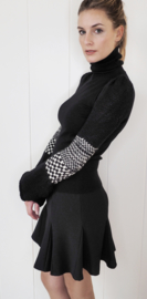 """Ligeia"" cowl sweater"