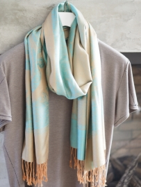 """""""Unisex II"""" pashmina scarf"""