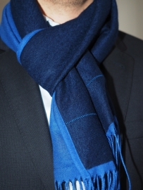"""""""Adonis"""" wool/cashmere scarf"""