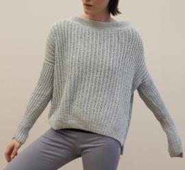 """""""Iphito"""" handknit sweater"""