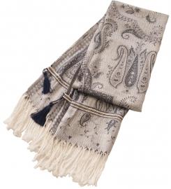 """""""Ladakh I"""" pashmina scarf"""