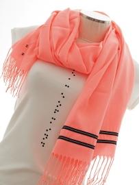 """""""Capra V"""" cashmere scarf"""
