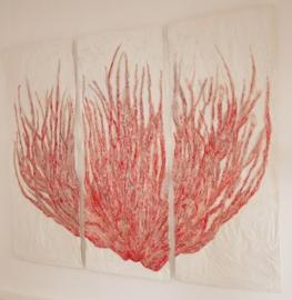 """SACRED FIRE""  by Filiz Yakar"