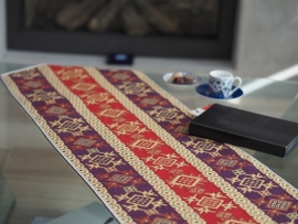 """KILIM I"" table runner"