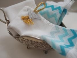 """SOFYA"" guest towel"