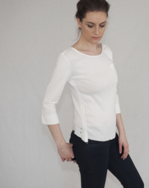 """Maia"" 3/4 sleeve top"