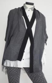 """Rinc"" cashmere scarf"