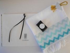"""Sofya"" guest towel gift set"