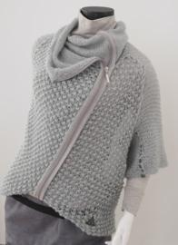 """""""Ludwig"""" hand knit  cardigan"""