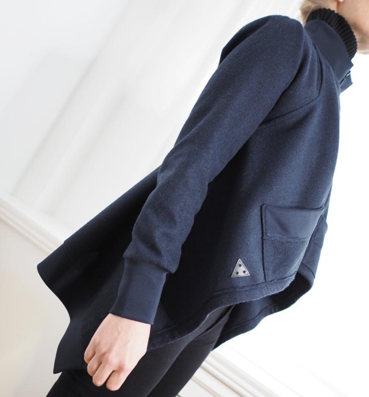 """""""Granida"""" redesign moulage jacket"""