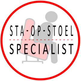 Hukla - Handbediening sta-op stoel - N500040391Z900088 HCC
