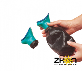 Uribag - vrouw - het handige herbruikbare urinaal voor onderweg