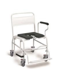 Heavy Duty Douchestoel - Heavy Duty commode/shower chair
