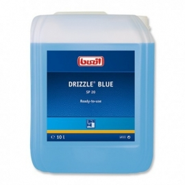 SP 20 Drizzle blue 10 liter navul verpakking