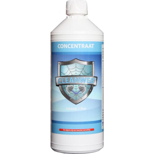 Cleanweb 1 liter (vh AntiSpin)