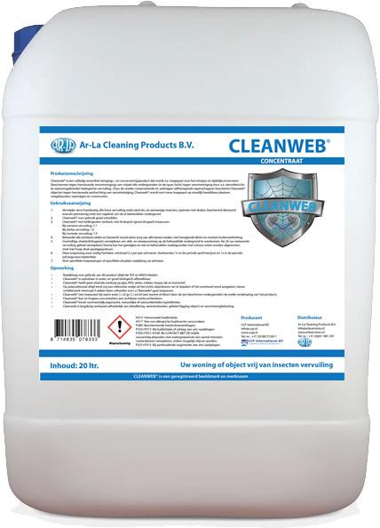 Cleanweb 20 liter