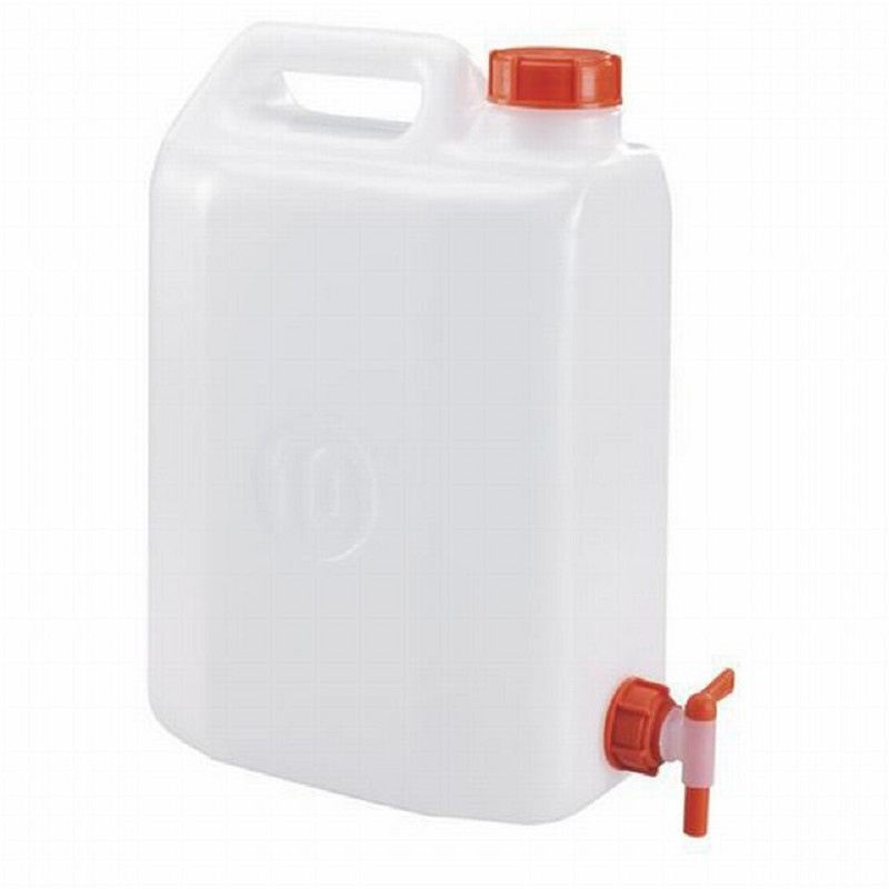 10 liter can
